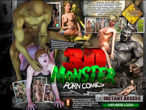 Exclusive. 3D. Monster. Porn. Yes, only new 3D sex comics with monsters and girls are here. Can't believe? Only really never-seen mutants, giants, gnomes,