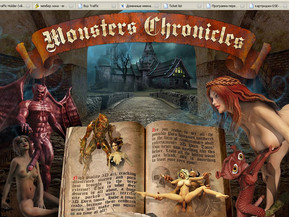 Monsters Chronicles - High quality 3D art, cracking illustrated stories and Porn lust brought to the very extreme!This is what Sex Stories is all about,